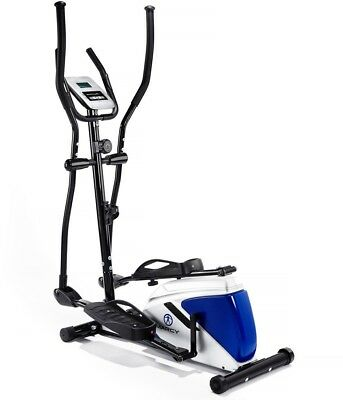 Marcy Azure EL1016 Elliptical Cross Trainer with Tablet, Smart Phone Stand