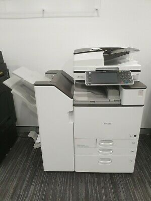 Ricoh MPC 5503 Colour Copier,Network Scan,email,Print, Single Pass, DEMO MODEL