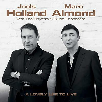 Jools Holland & Marc Almond A Lovely Life To Live Cd 2018