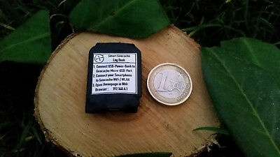 smart Geocache - WiFi Logbook - WLAN  Logbuch- WiFi geocoin travelbug Geocaching