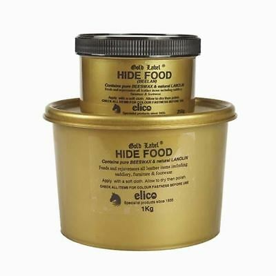 Gold Label Hide Food - 250g - Leather Restoring Cream - BN