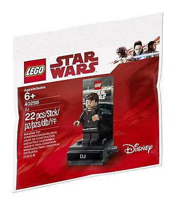 LEGO® - Sets - Star Wars - 40298 - DJ Minifigure Display