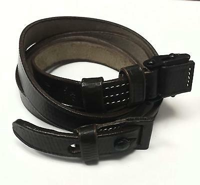 WW2 Mauser K98 Leather Rifle Sling REPRO