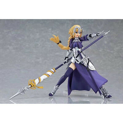 New Figma 366 Fate Grand Order Ruler Jeanne d'Arc PVC Figure Toy Anime Gift