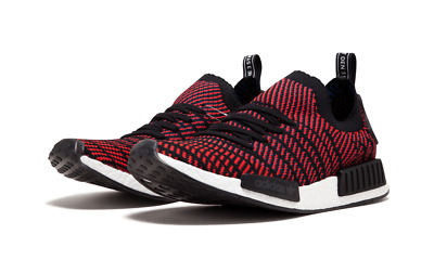 2f91341ce ADIDAS ORIGINALS NMD R1 STLT Primeknit PK men lifestyle NEW black ...