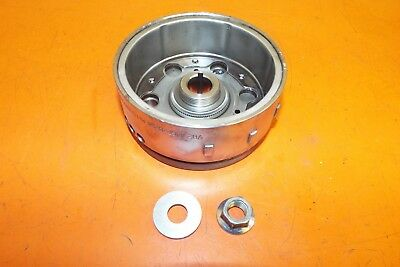 Honda VT125 Shadow  2000  Generator Rotor + Nut + Washer