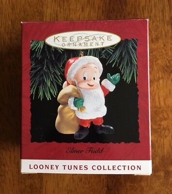 Hallmark Ornament 1993 Looney Tunes Collection Elmer Fudd