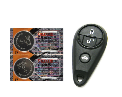 Subaru Keyfob Replacement Battery Maxell CR2025 Lithium Coin Cell + Tracking