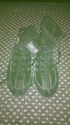 Grapple King Boots MMA Wrestling Grappling Size 9 EXCELLENT CONDITION!