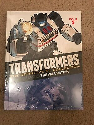 TRANSFORMERS - The Definitive G1 Collection - ISSUE 5 - NEW