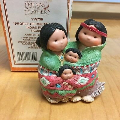 Friends of the Feather-People of One Feather-FAMILY-#115738