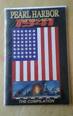 '01 Ant. P. PEARL HARBOR The Comic Book 1941 THE COMPILATION #1B American Cover