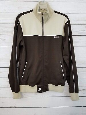 Hurley Men/'s M L XXL Protect Stretch 2.0 Jacket 931744 black or obsidian