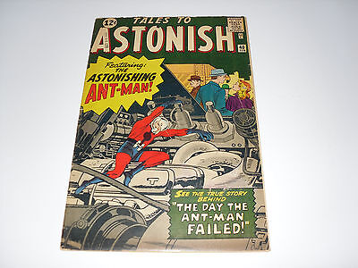 Tales To Astonish 40 : G+