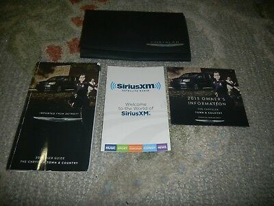 owners manual 2013 chrysler town and country