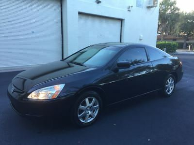 2005 Honda Accord EX Coupe 2005 Honda Accord EX V6 Coupe One Owner Fully Loaded Garage Kept Well Maintained