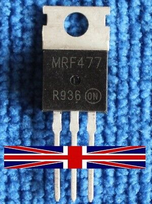 MRF477 TO-220 Transistor from ON Semiconductor