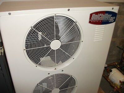 Air Source Hydronic Heat-Pump 60,000 Btu Hot & Chilled Water, Radiant Heat Sys