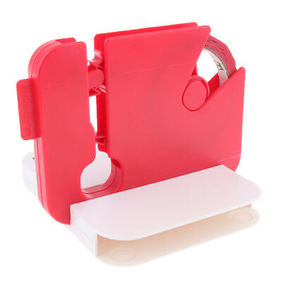 Portable Manual Sealer Plastic Bag Sealing Machine Refill Tape, Convenient