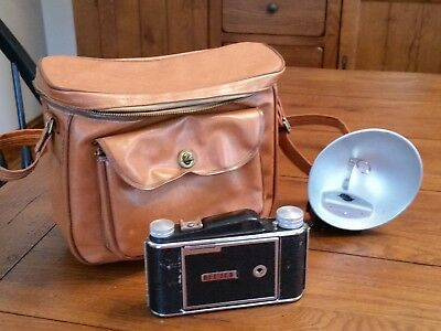 Vintage Tower (Sears & Robuck Co) Folding Camera circa1950's
