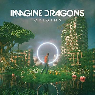 Imagine Dragons Cd - Origins (2018) - New Unopened - Rock - Interscope