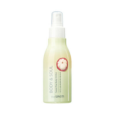 [THESAEM] Body & Soul Sweet Thai Body Oil Mist - 150ml / Free Gift