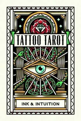 IC: Tattoo Tarot : Ink & Intuition