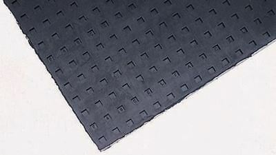 Fabreeka 457mm Anti Vibration Mat FABCEL 100 100psi Neoprene +150°F -20°F 457