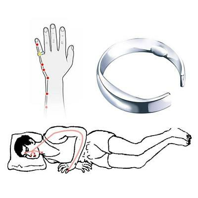 ANTI SNORE RING Stop Snoring Acupressure Sleep Aid 3 Sizes Clip Nasal Dilator