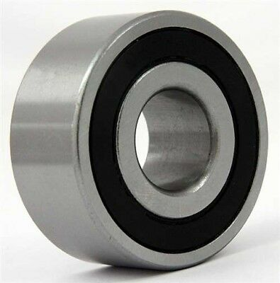 4204 2RS NEUTRAL Double Row Ball Bearing Size 20mm x 47mm x 18mm