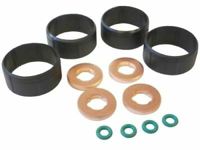 Ford Fusion 1.4 TDCi Duratorq 4x Fuel Injector Seal + Washer + Oring Set 1204698