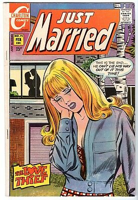 Just Married #75, Very Fine Condition
