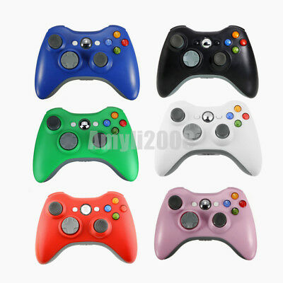 For Microsoft Xbox 360 &PC System USB Wired/Wireless Remote Controller Gamepad