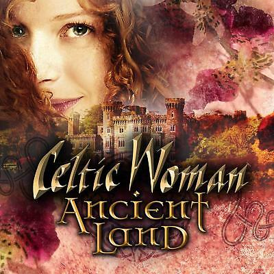 Celtic Woman Ancient Land Cd - New Release October 2018
