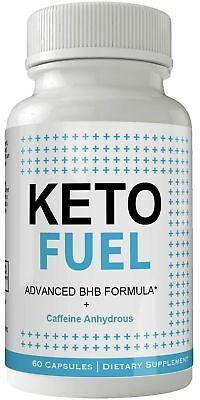 Keto Fuel Weight Loss Pills - Keto Fuel FX Pills Keto BHB Capsules - Keto Fue...