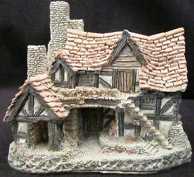 Collectable David Winter In The Country Collection The Bothy Cottage 1983-1996