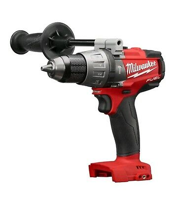 """Milwaukee 2704-20  FUEL 1/2""""  Hammer Drill/Driver/ Brushless  New TOOL ONLY M18"""
