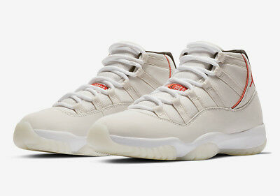 designer fashion 23566 ce15f MENS NIKE AIR Jordan Retro 11 Platinum Tint 378037-016 Size 13 Ds, 100%  Auth.