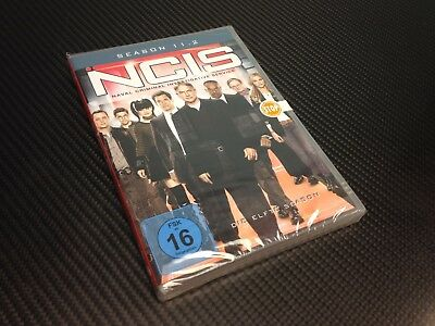 NEW! German Navy CIS Season 11.2 Region 2/PAL DVD Set *Fast Free Shipping*