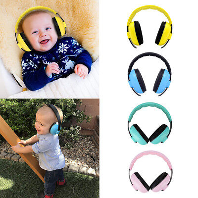 Baby Ear Earmuffs Noise Cancelling Headphones Kids Hearing Care Protection