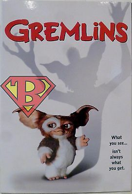 "ULTIMATE GIZMO Gremlins Movie 7"" inch Scale 3 1/2"" inch Action Figure Neca 2016"