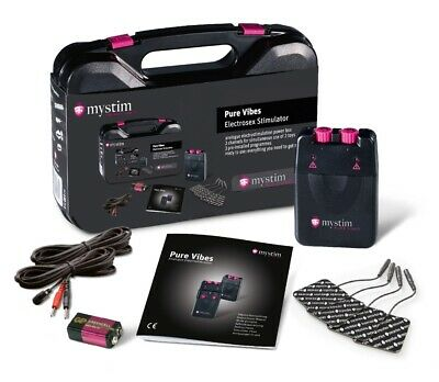 Mystim Tens Unit 3F Pure Vibes Reizstromgerät Stimulation Massage Wellness