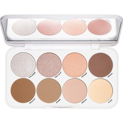 essence face to face contouring & highlighting palette (8 shades) NEU&OVP