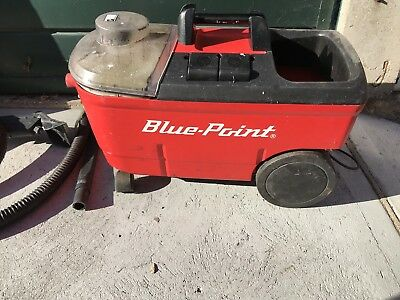 BLUE POINT SNAP-ON upholstery Carpet cleaning machine