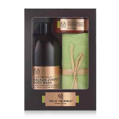 The Body Shop Spa Of The World Firming Selection