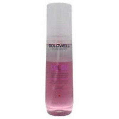 Dualsenses Color Brilliance Serum Spray by Goldwell for Unisex - 5 oz (pak of 3)