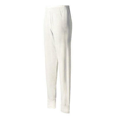 Soft Touch Nomex Long Johns White FIA 8856-2000 Approved Medium NEW