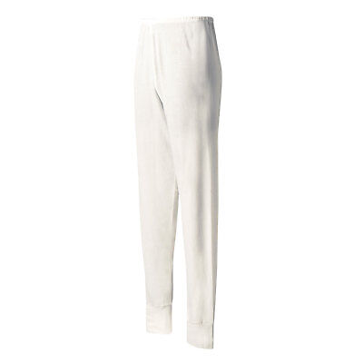 EBK Soft Touch Nomex Long Johns White FIA 8856-2000 Approved Large NEW
