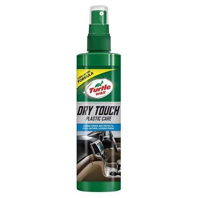 Turtle Wax 52814 Dry Touch Interior Plastics Restores, Shines & Protects 300ml