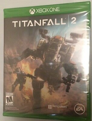 Titanfall 2 Xbox One Brand New Sealed